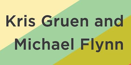Kris Gruen + Michael Flynn at Worcester Town Hall tickets