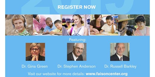 The Faison Center 2nd Annual Conference - 2019