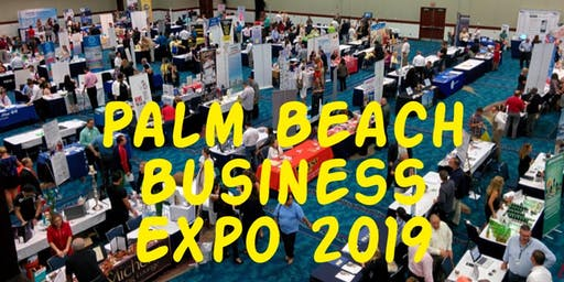 Palm Beach Business Trade Expo | Free VIP Ticket