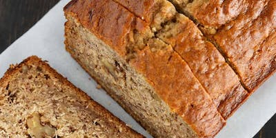 Kid's Cooking Class in Honor of Grandparents Day ~ Banana Bread
