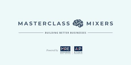 Mastermind Mixer: At the Top: Becoming an Industry Influencer tickets