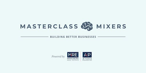 Masterclass Mixer: Don't Just Find Your Niche, Find Your Table