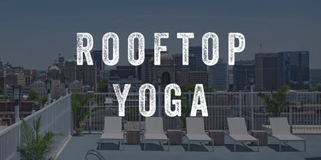 Rooftop Yoga with BareSOUL Yoga tickets