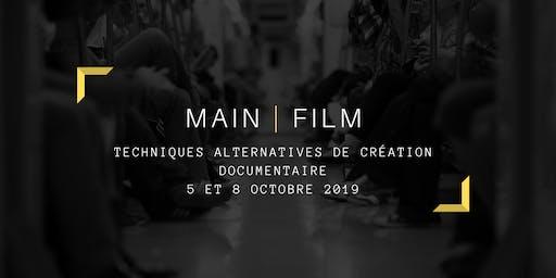 Techniques alternatives de création documentaire