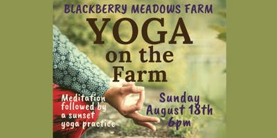 Baptiste Power Yoga Pittsburgh- Yoga on the Farm