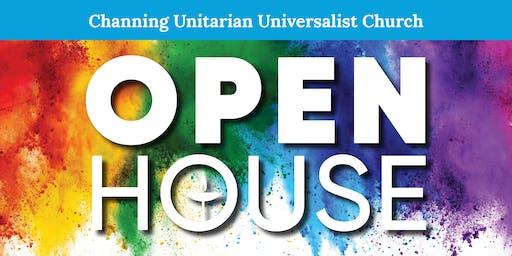 Channing Church Open House