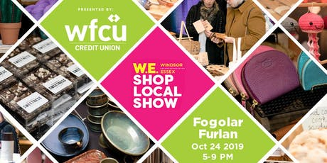 Windsor-Essex Shop Local Show 2019 tickets