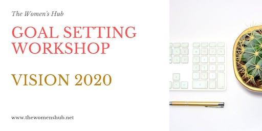 The Women's Hub, Vision 2020 Workshop