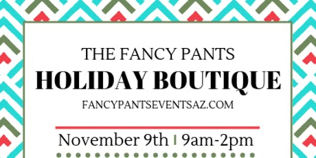 Fancy Pants Holiday Boutique tickets