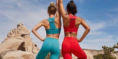 FREE Yoga Class with StopDropYoga!