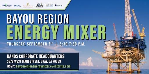 Bayou Region Energy Mixer