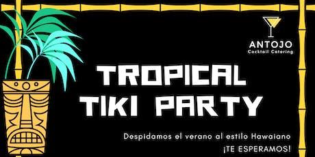 Tiki Party entradas