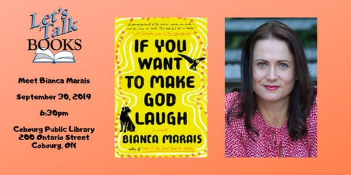 Bianca Marais - Author Visit