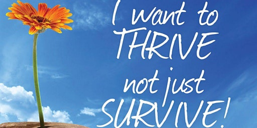 Are you thriving or just surviving?