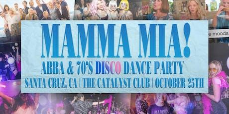 Mamma Mia! An ABBA & 70's Disco Dance Party tickets