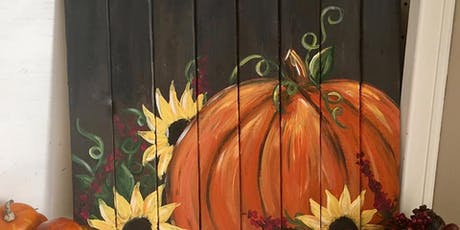 Pizza n Paint - Hello, Fall! tickets