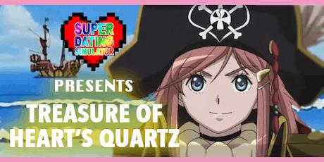 Super Dating Simulator - Treasure of Heart's Quartz tickets