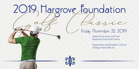 2019 Hargrove Foundation Golf Classic tickets