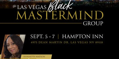 The Las Vegas Black MasterMind Group