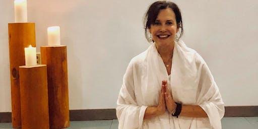New Moon Magical Restorative Yoga Jennifer Dixon