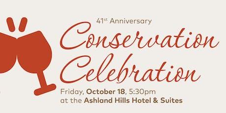 2019 Conservation Celebration tickets