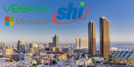 Veeam + Microsoft Solution Day with SHI tickets