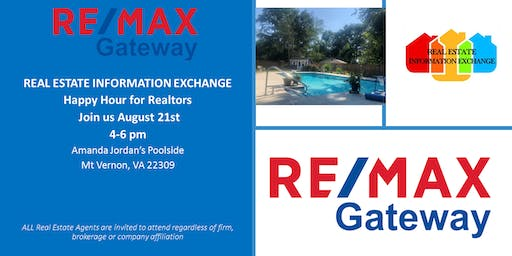 Real Estate Information Exchange and Happy Hour for Realtors