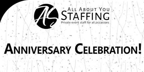 Anniversary Celebration - All About You Staffing tickets