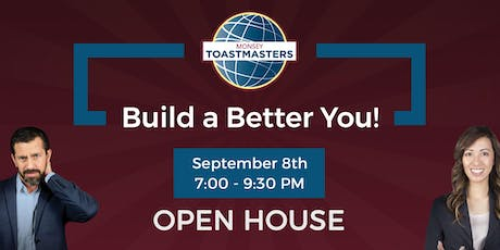 Monsey Toastmasters Open House tickets