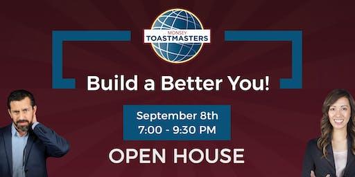 Monsey Toastmasters Open House