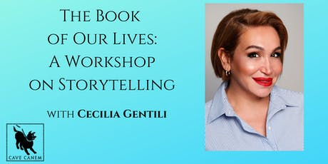 The Book of Our Lives: A Workshop on Storytelling with Cecilia Gentili tickets