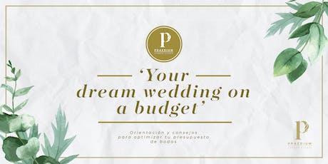 My Dream Wedding on a Budget tickets