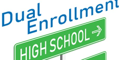 Dual Enrollment Information Session (9-12) tickets
