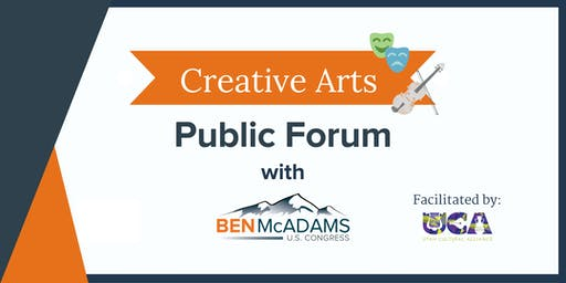 Creative Arts Public Forum