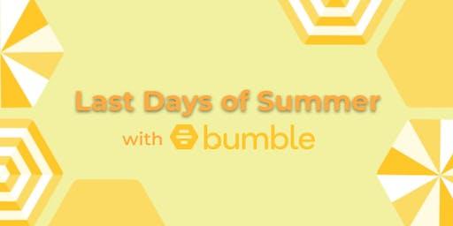 Last Days of Summer!