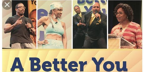 A Better You with Ernestine Shepherd and The Persuasions tickets