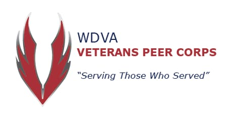 Veterans Peer Corps Training tickets