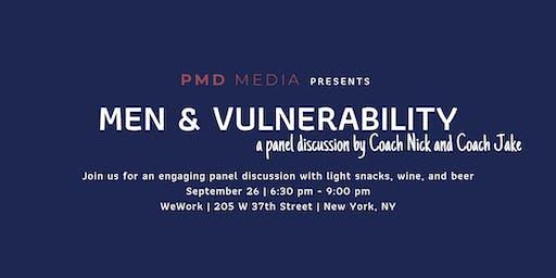 Men & Vulnerability: A Panel Discussion