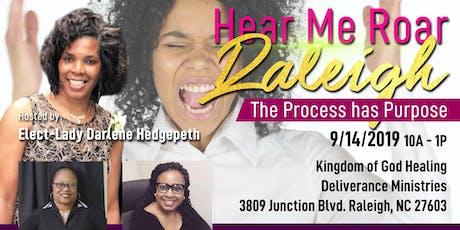 Hear Me Roar - Raleigh, NC tickets
