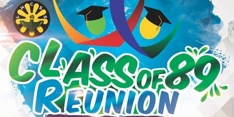 LHCSS Class of 89 Reunion tickets