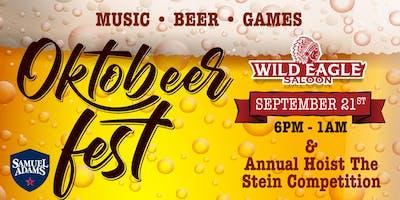 OctoBEERfest at Wild Eagle Saloon