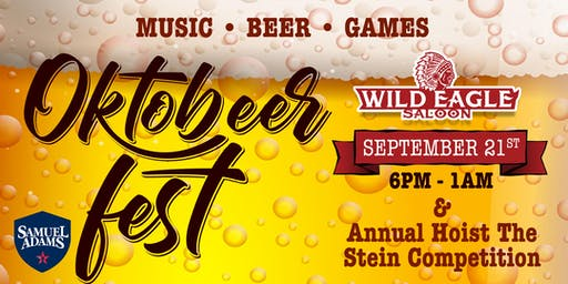 OctoBEERfest at Wild Eagle Saloon