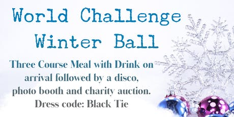 Winter Ball Christmas Party Night tickets