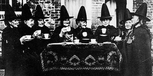Black Hat High Tea