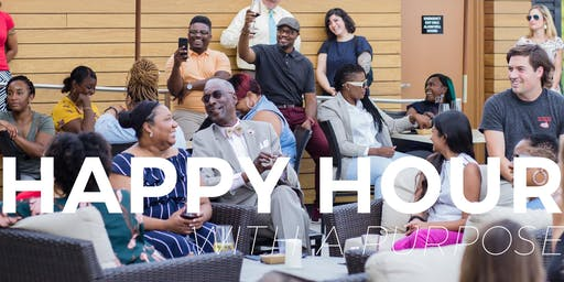 Happy Hour With A Purpose | October 30, 2019