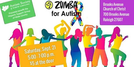 Zumba for Autism tickets