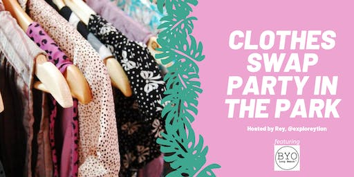 Clothes Swap Party in the Park