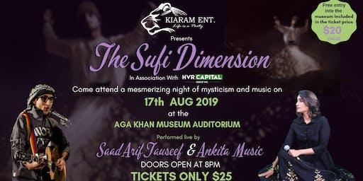 The Sufi Dimension in the Auditorium of Aga Khan Museum