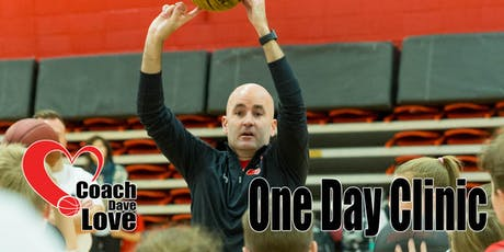Coach Dave Love Shooting Clinic - Winnipeg tickets