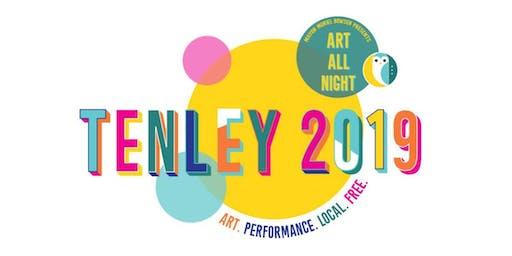 Art All Night 2019 - Tenleytown